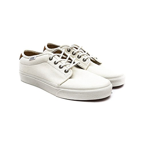 Vans 159 Vulcanized Skate Shoes (t&l) white / blanc Taille (t&l) white/blanc