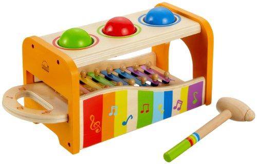 Educo 821746 - Kinder-Xylophon und Hammerspiel