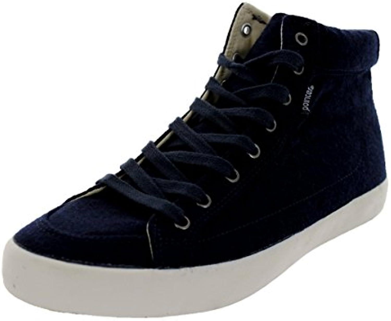 Pointer Soma II Wool Sneaker Navy / Cream