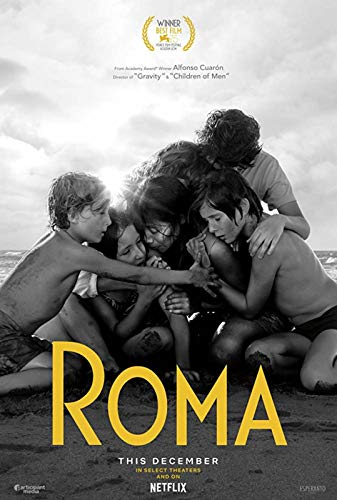 Roma - THE MOVIE SCRIPT / SCREENPLAY / SPECIAL COLLECTOR'S EDITION (English Edition)