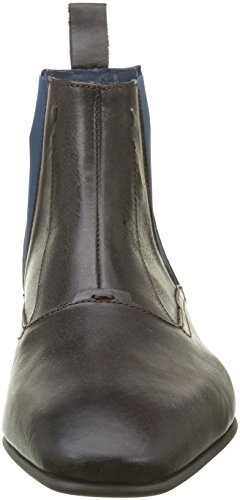 Hexagone Herren Marcello Stiefel Braun - Marron (Veau Dirty Tdm)