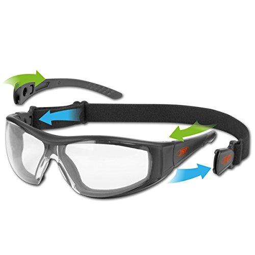 JSP asa450–151–102Stealth Hybrid Sicherheit Eyewear, K und N spezifische