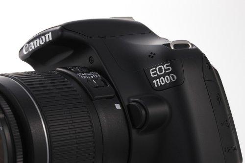 Canon EOS 1100D SLR-Digitalkamera (12 Megapixel - 5