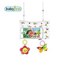 BabyJem 8681049214997 Araç Içi Telefon Askiliği, Çok Renkli