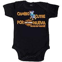 Body bebé Cambio cochecito cutre por moto nueva