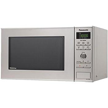 Panasonic NN-GD35HBGTG Kombi-Mikrowelle mit Grill und