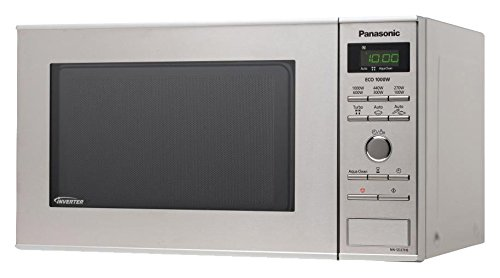 Panasonic Deutschland NN-SD27HSGTG Mikrowelle / 39.5 cm / Inverter-Technologie