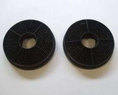 Original Bomann Aktivkohlefilter 256300 2-tlg Set für Dunstabzugshaube DU 650 + DU 652 IX Kohlefilter Filter Kohleaktivfilter Abzugsfilter