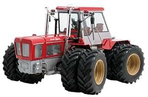 1/32 Tracteur SCHLUTER Profi-Gigant jumelées, ES