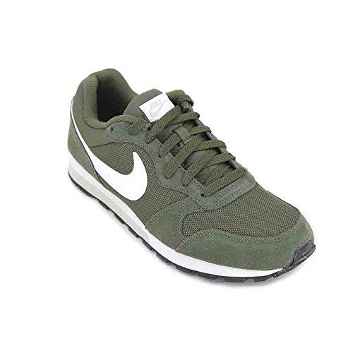 Nike Herren MD Runner 2 Gymnastikschuhe Grigio Cargo Khaki