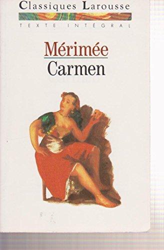 Carmen : Nouvelle