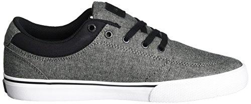Globe GS, Herren Skateboardschuhe Grau (Black Chambray/white)