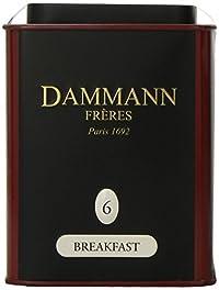 DAMMANN FRERES Breakfast Loose Tea, 3.5 ounce