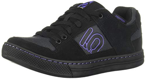 adidas Damen Freerider W Leichtathletik-Schuh, Carbon/NEGBÁS/Purple, 38 EU