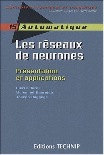 Réseaux de neurones par Pierre Borne