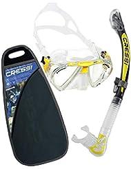 Cressi Premium Kit de Randonnée Aquatique