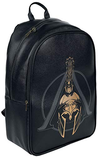 Assassin's Creed Daypack, Schwarz - Schwarz, BIO-BP147866ACO