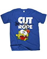 Cut The Rope Royal Blue Youth T-Shirt