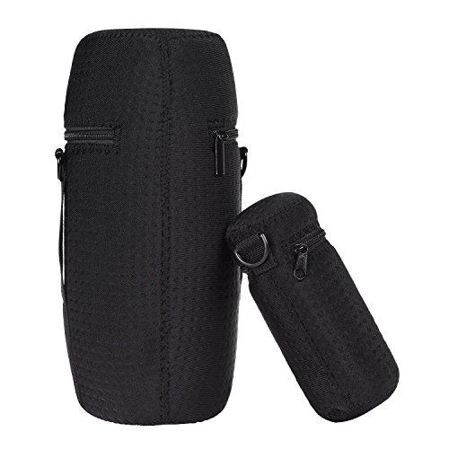 Tasche für JBL Xtreme, Wommty Wasserdicht Neopren Schutztasche Hülle Kasten TragetascheTasche Taschen für JBL Xtreme Tragbare Lautsprecher Drahtlose - Clip-on-mp3-player
