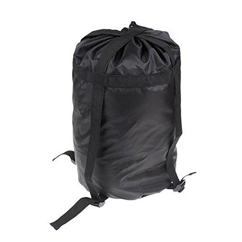Sdyday compression bag, nylon ad alta capacità sport outdoor sacco a pelo di campeggio a secco borsa per outdoor kayak, pesca, ciclismo, arrampicata, campeggio, barca, nuoto, s