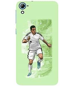 Astrode Printed Designer Back Case Cover For HTC Desire 826