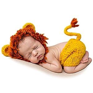 Adorel Atrezzo Fotografia per Bebé Recién Nacido 9
