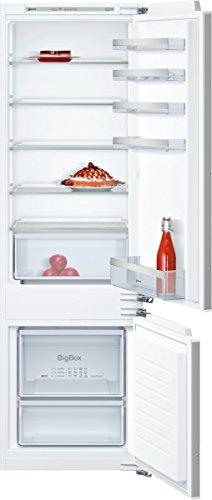 Neff KG815A2 Einbau-Kühl-Gefrierkombination / 177,5 cm / A++ / Kühlteil: 211 Liter / Gefrierteil: 64 Liter / Flachscharnier