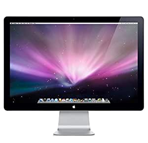 "Apple MB382ZM/A Moniteur LED Cinéma Display 24"" 1000:1 14 ms"