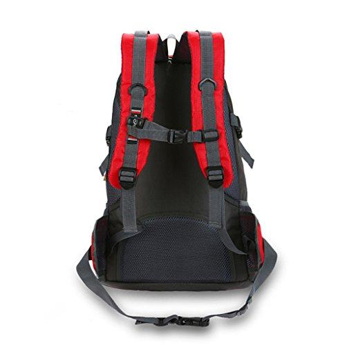 SUNLONG , Sac pour homme à porter à l'épaule Noir noir taille unique rouge