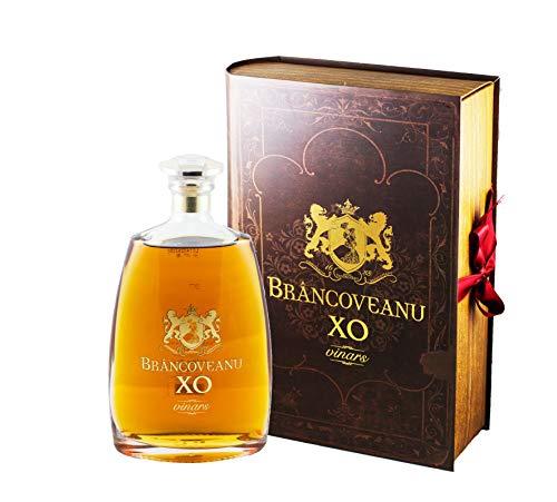 Brancoveanu XO vinars –Weinbrand aus den Karpaten 40% Vol. – Rumänische Spirituose - 700 ml Flasche