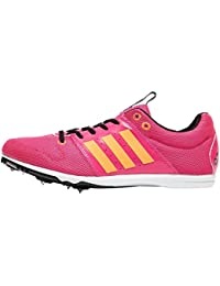 adidas Rounder Junior Unisex Kids Track Spikes Running Shoes