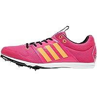 adidas Rounder Junior Unisex Kids Track Spikes Running Shoes