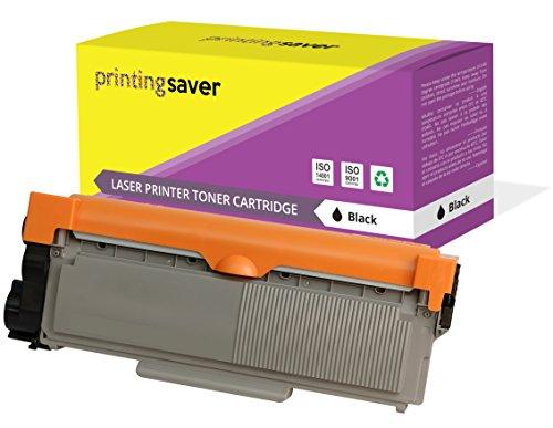 Preisvergleich Produktbild TN2320 Printing Saver Toner kompatibel für BROTHER HL-L2300D, HL-L2320D, HL-L2340DW, HL-L2360DN, HL-L2360DW, HL-L2365DW, HL-L2380DW, DCP-L2500D, DCP-L2520DW, DCP-L2540DN, DCP-L2560DW, MFC-L2700DW, MFC-L2720DW, MFC-L2740DW drucker
