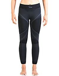 XAED - Pantalón compresivo para mujer (pequeño, ...