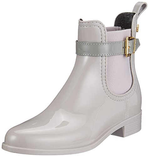 Lemon Jelly Damen Garda Chelsea Boots, Grau (Grey), 39 EU