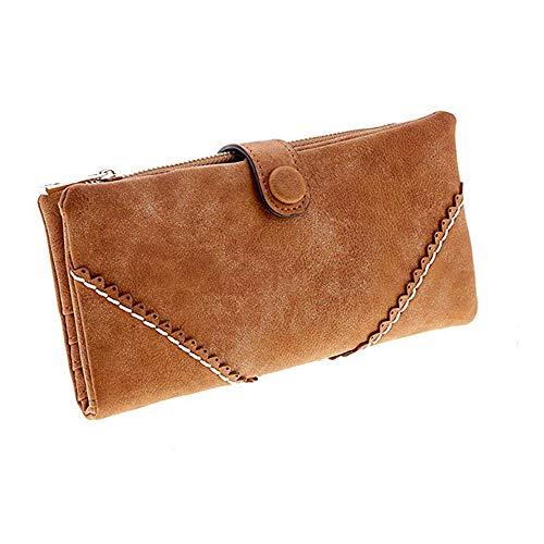 Alikeey borsa desigual portafogli in pelle da donna portafogli donna portafogli pacchetto multifunzionale