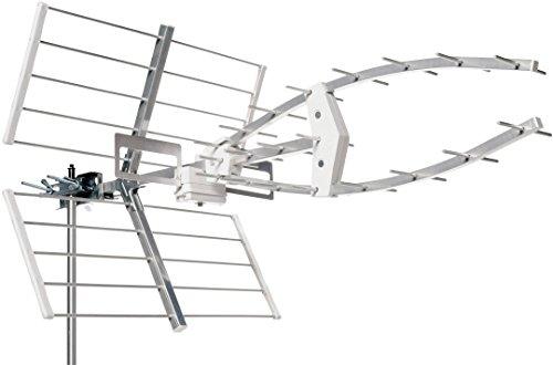 TechniSat Techniyagi T2 HD UHF-Antenne bestehend (aus 32 Elementen für den digitalen Empfang von DVB-T/DVB-T2)