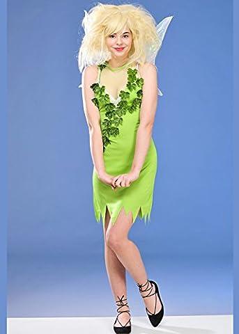 Costumes Pour Les Adultes Tinkerbell - Costume de fée de style Tinkerbell pour