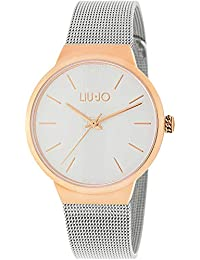 Orologio Donna Trendy Dial Silver Rose Liu Jo Luxury c0389aa5257