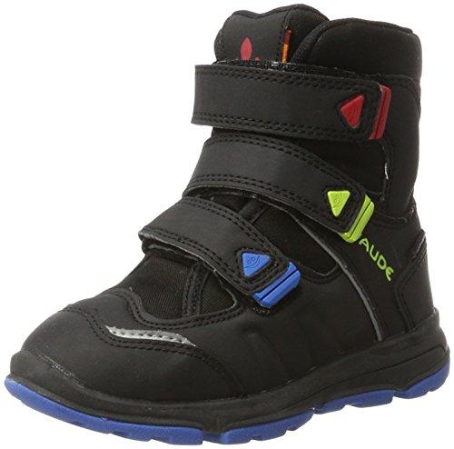 VAUDE Unisex-Kinder Kids Cobber CPX II Trekking- & Wanderstiefel, Schwarz (Black), 33 EU