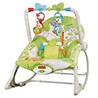 Trendi® Baby Infant Rocker Bouncer Reclining Chair Music Melodies Soothing Vibration Toy