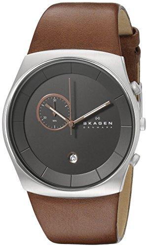 41Nkpchwt5L - Skagen SKW6085 Grey Mens watch