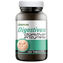Lifeplan Digestive Enzymes 120 Tablets