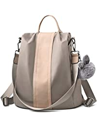 shoes for cheap enjoy big discount latest Amazon.co.uk: Grey - Fashion Backpacks / Women's Handbags ...