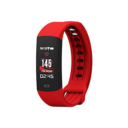 Ediand Fitness Tracker Herzfrequenz Schlafüberwachung IP67 Wasserdichtes Bluetooth-Sportarmband , Kalorienverbrauch, Schrittweite, Schrittzahl, Informationen Push für iOS Android Phone