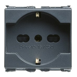 Gewiss GW30212 Nero cassetta di scarico