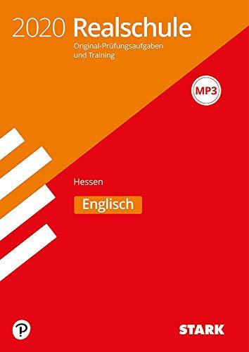 STARK Original-Prüfungen und Training Realschule 2020 - Englisch - Hessen