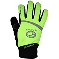 Optimum Nitebrite Waterproof Boy's BMX Gloves