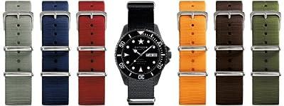 Oxygen EX-D-MBB-44-LE - Reloj para hombres de Oxygen