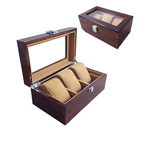 HLH-CTRL Uhrenbox 3 Woody Schmuckpaket Gepaßter Flanell Woody (Halloween Ideen Mädchen Schule)